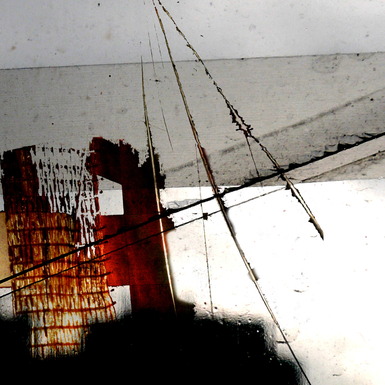 Francis Jolly, Sans titre, série Abstraction