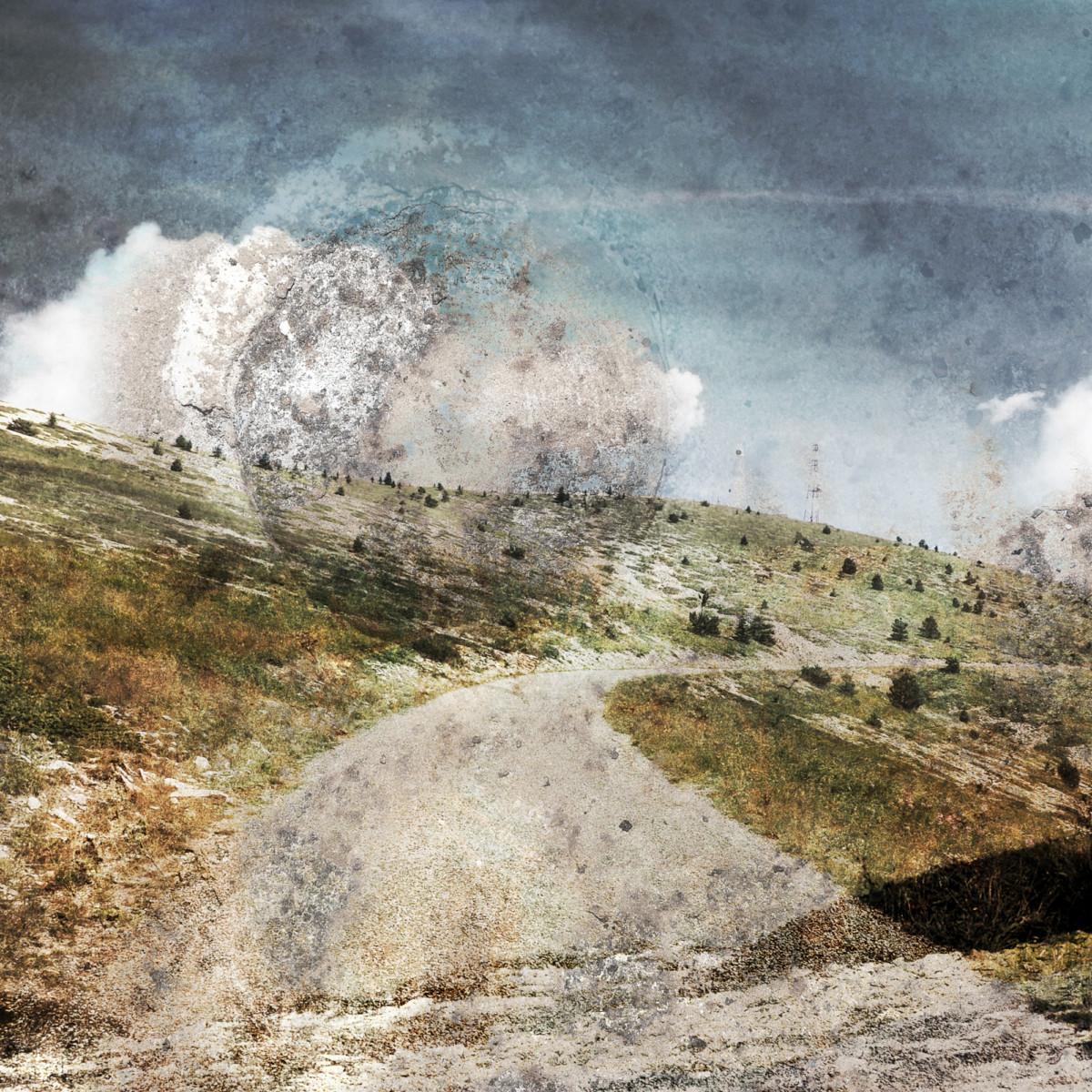 Francis Jolly, Sans titre, série Paysages