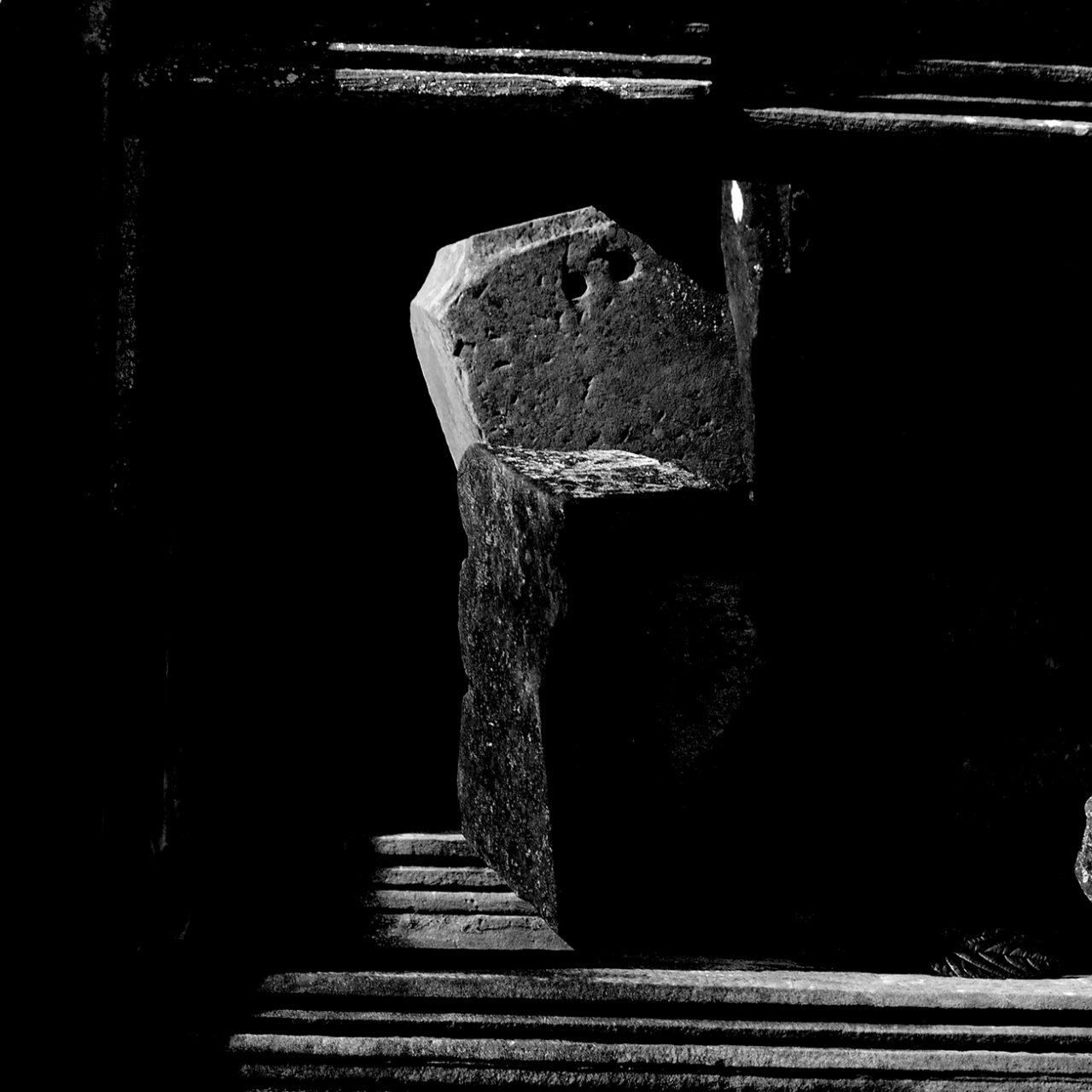 Francis Jolly, Sans titre, série Noire