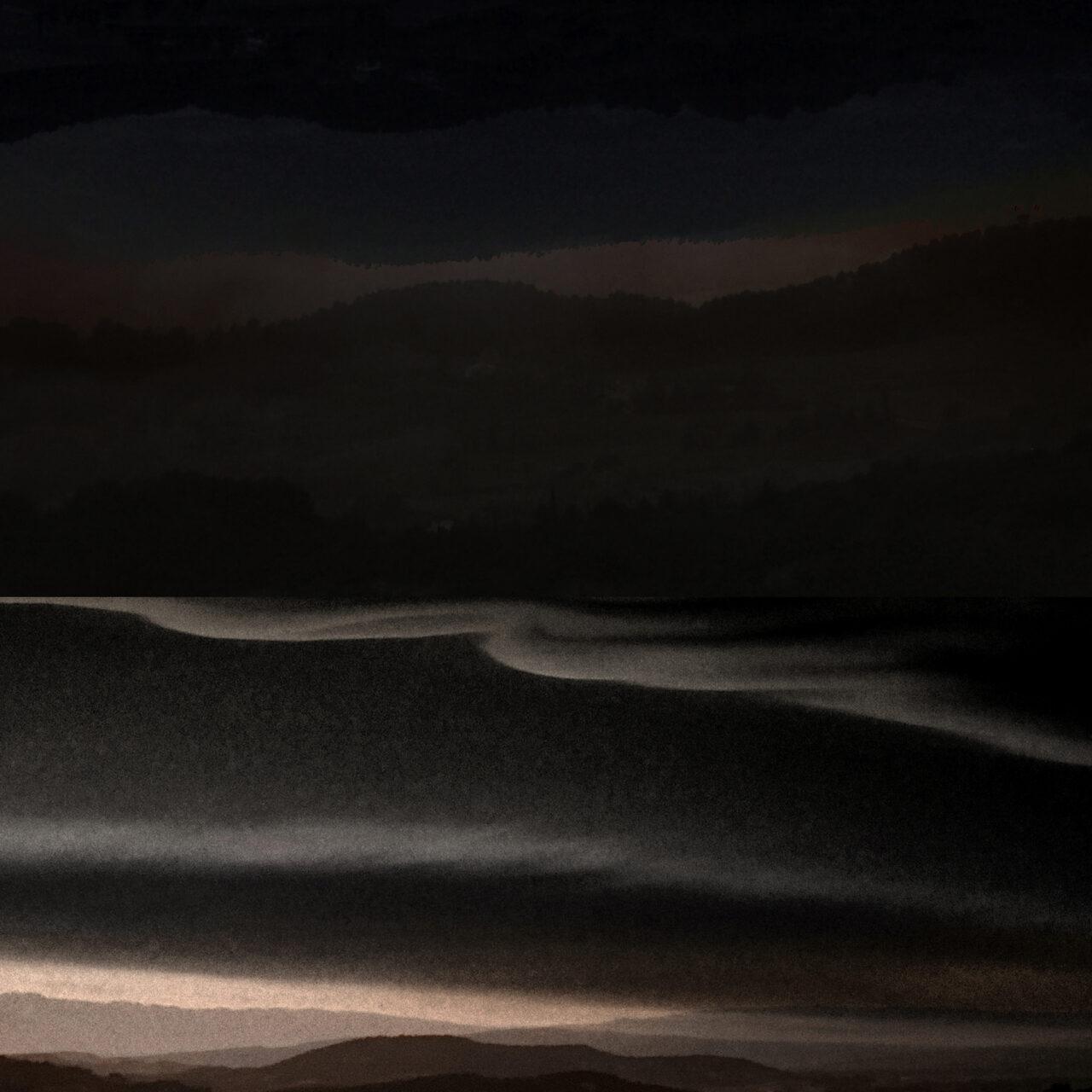 Francis Jolly, Sans titre, série Nuit